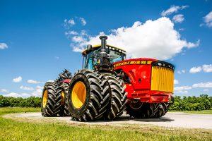 Versatile 4wd tractor